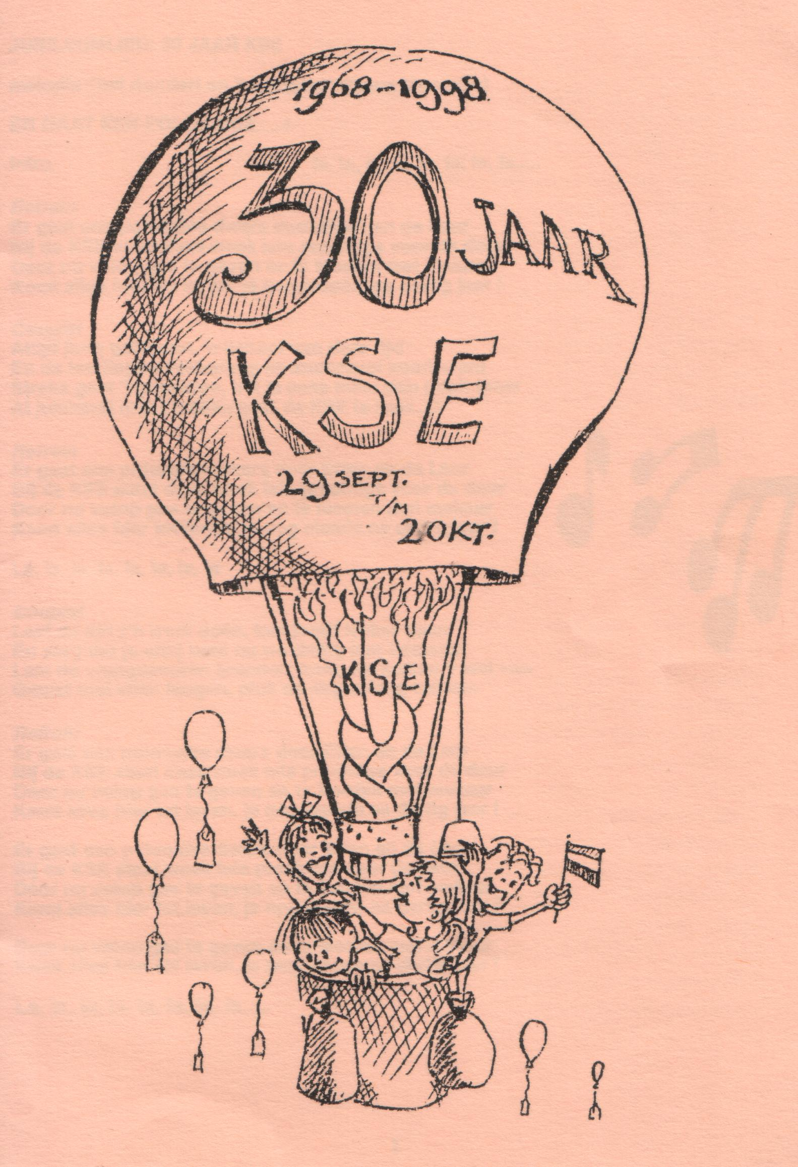 1998 Omslag feestgids