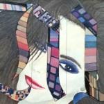 Make up: Zelfportret