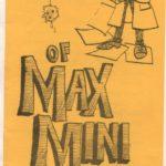 Max Mini Tijdloos 1981