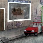 Vernielen - het vandaaltje