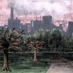 Vernielen - milieuvervuiling