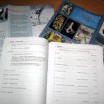 Magazine en opgavenboekje