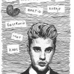 Justin ❤️'s his kaasvlinder.