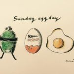 Sunday egg day
