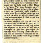 1983 Werkbezoek Neelie Smit-Kroes