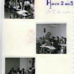 1971: Lessen in Havo 2 en 3
