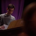 Gert-Jan tijdens een repetitie