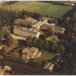 Het klooster in de 80-er jaren