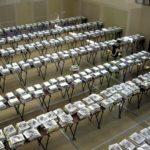 Honderden sets boeken liggen klaar voor de nieuwe brugpiepers