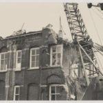1982: Sloop van de school aan de Bisschopsmolenstraat