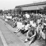 1978 Bezetting van de kruisingen
