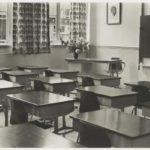 Een van de leslokalen