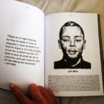 ADE magazine illustration of Jeff Mills