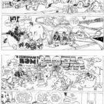 Uit Slurfje: strip1a