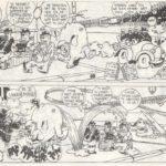 Uit het schoolblad: strip 2