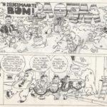 Uit het schoolblad: strip 3