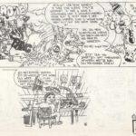 Uit het schoolblad: strip 5