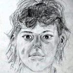 Brugklas: zelfportret