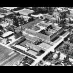Luchtfoto van het Withofcomplex