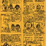 Als panellid in een strip van Ad