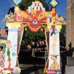 De poort aan het Raadhuisplein