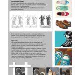Opdracht schoenen in detail