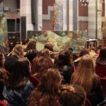 Uitleg over de kunstwerken in de Lambertuskerk
