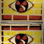 KSE tekenles, VWO 5 1982-1983 linosnede