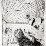 KSE tekenles Vwo 1983-1984 Zuurets 'Ex Libris'