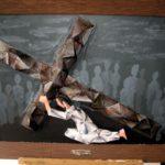Statie 3 De eerste val van Christus