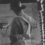 Voorgaande foto werd ook gebruikt voor de poster van de expo na het tunnelproject