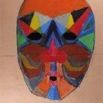 Masker, brugklas, 1978