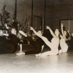 Ballet bij de opening