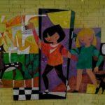Ontwerp wandversiering kleuterschool Den Drempel