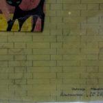 Ontwerp wandversiering kleuterschool Den Drempel (detail)
