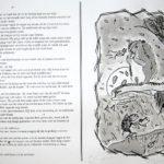 Illustratie bij een verhaal uit de bundel 'Zoveel was zeker'