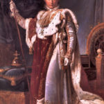 Staatsieportret Napoleon