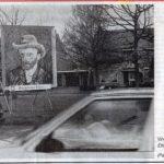 Foto uit de Belgische krant De Standaard