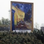 Het terras als billboard