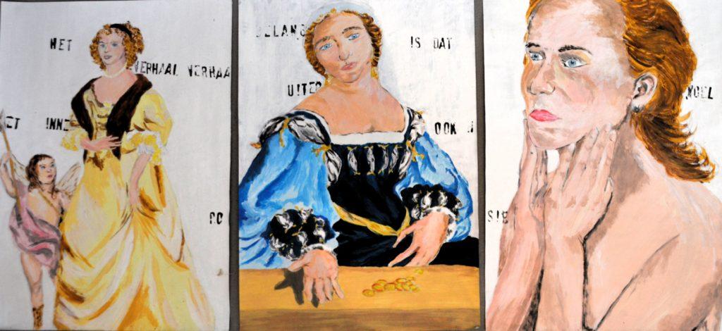 17.4 portret met verhaal eindwerk