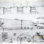 1985-09-Muurbeschilderingen-voor-Gymlokalen-final-potlood-50b-33h-door-Miklos-de-Rijk