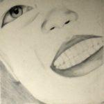 Zelfportret detail
