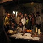 Met zijn allen in het atelier van Jeroen Bosch