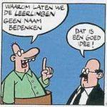Dirk Jan: 'Kutschool'