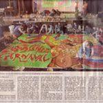 Carnavalsdecor voor Zalinaz in wording