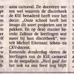 Het artikel uit BN/DeStem