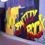 Schildering 14: 'Grafitti Rock'