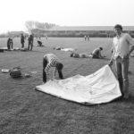 Eerste examenstunt 14 mei 1981