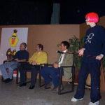 2002:happening in de aula