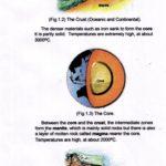 Uitleg over de opbouw van het binnenste van de aarde